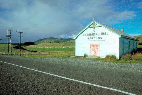 Glenomaru Hall