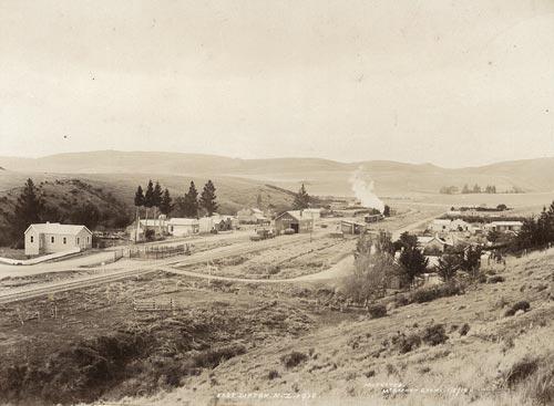 Dipton, 1910