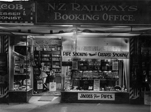 Harry Jacob's shop