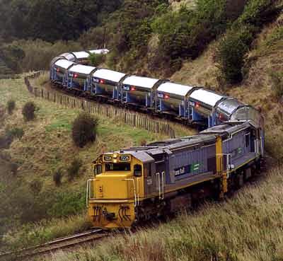 Milk trains