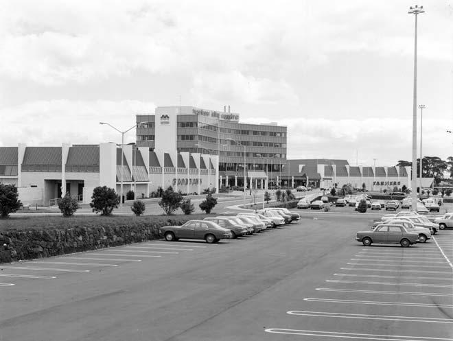 Manukau City mall