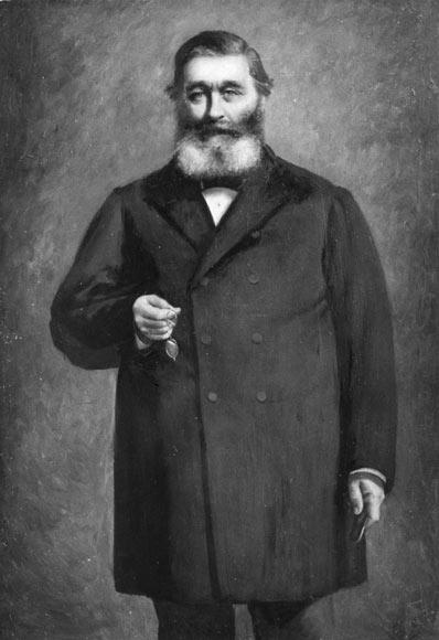 James Macandrew in 1885