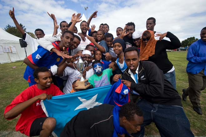 Somali football teams