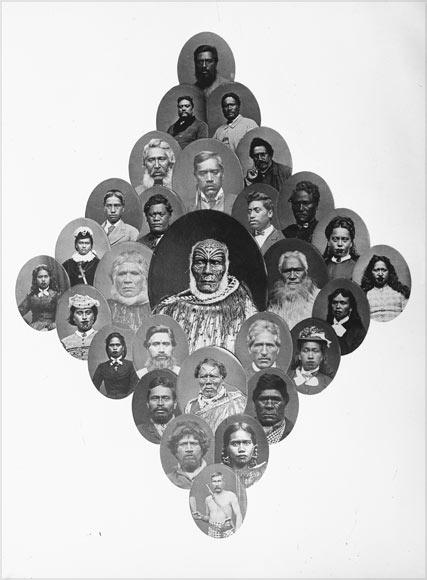 Ngāti Kahungunu tipuna (ancestors)
