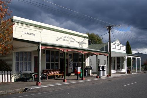 Ongaonga general store, 2009
