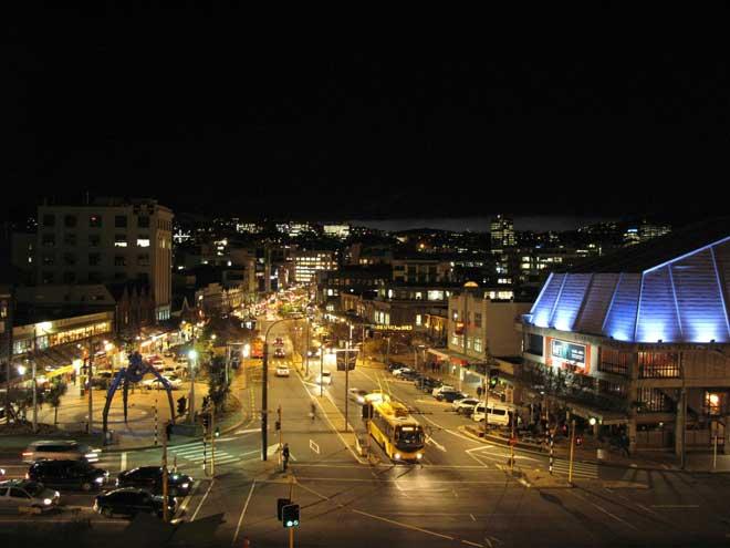 Brighter city lights