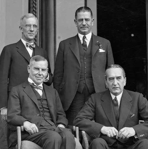 Ottawa economic conference, 1932