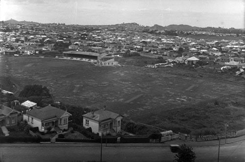 Eden Park, 1924