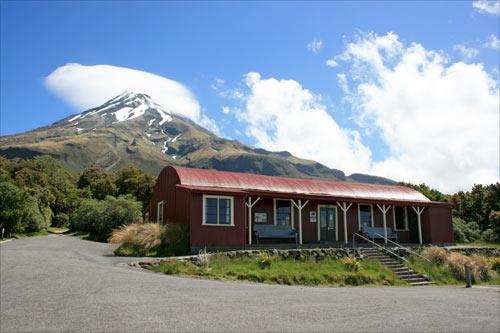 The Camphouse, North Egmont