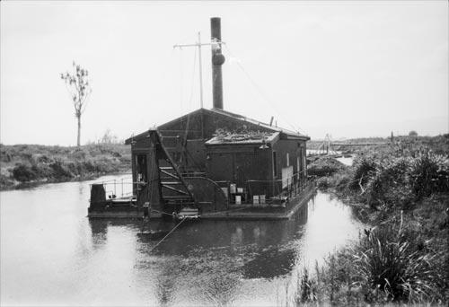 Dredging, Ōhinemuri River