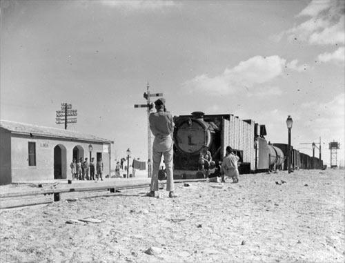 Armoured train, Egypt