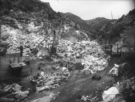 Tākaka Hill marble quarry