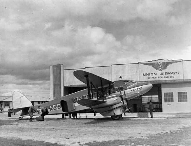 Union Airways aircraft