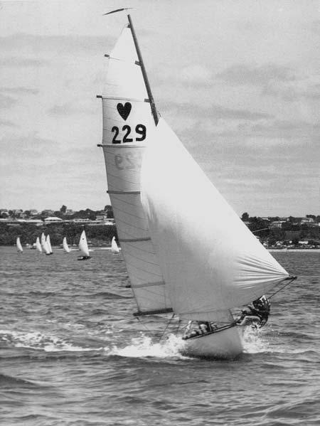 Cherub-class yachts