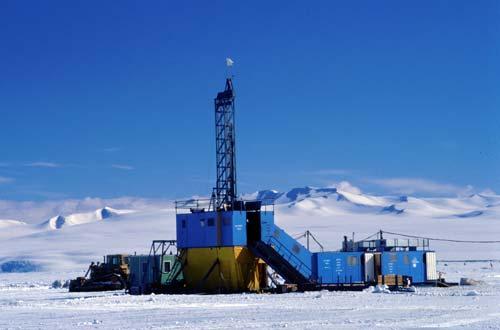 Ice-core drilling