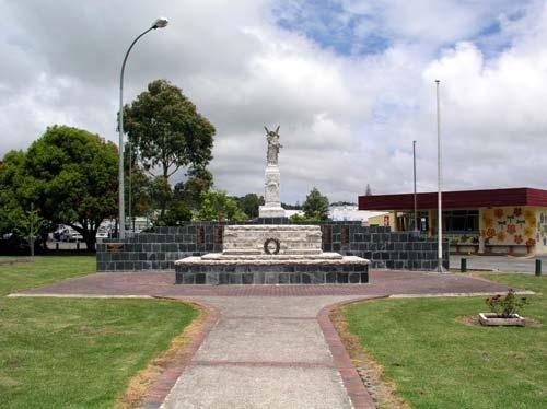 Kaitāia war memorial