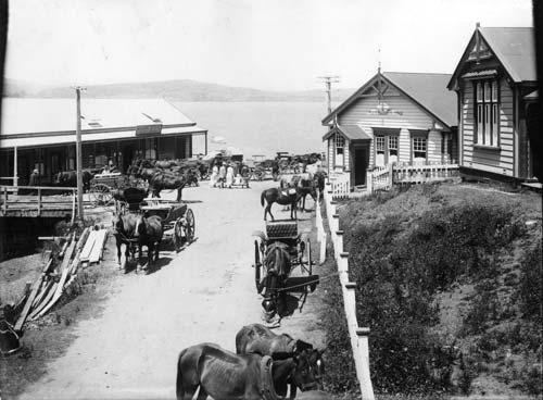 Mangōnui, 1910