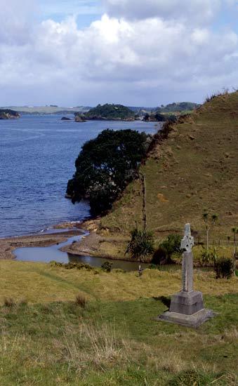 The Marsden memorial