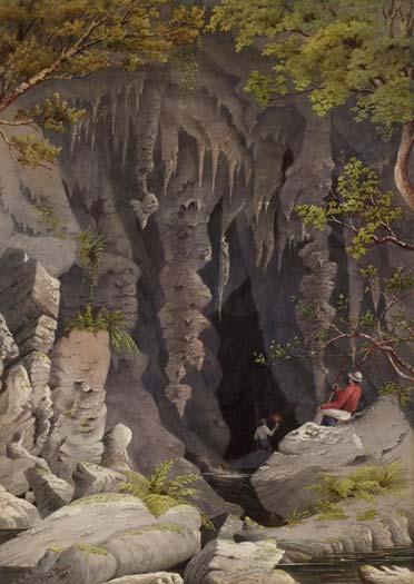 Waiōmio Caves