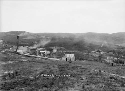 Hikurangi coal mine