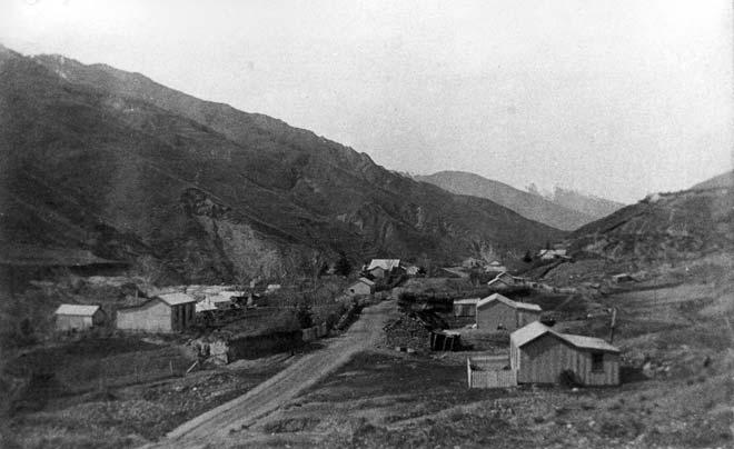 Macetown, 1900