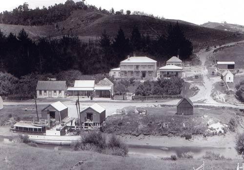 The Pūhoi settlement