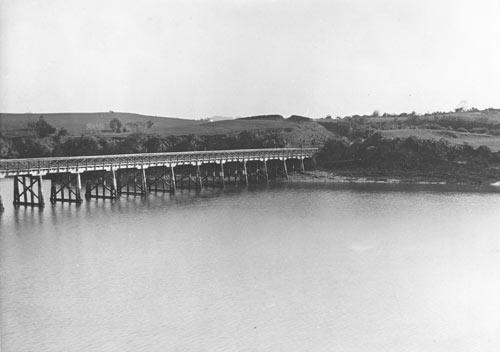 Mokoia pā in 1899