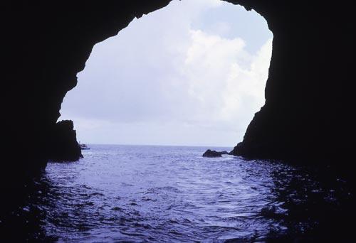 Motu Kōkako (Hole in the Rock)