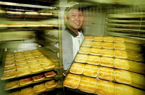 Prize-winning pies