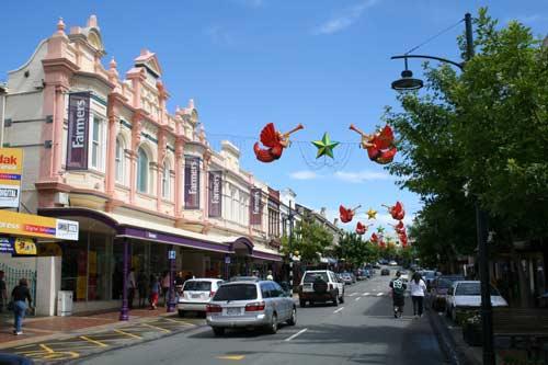 Heritage streetscape
