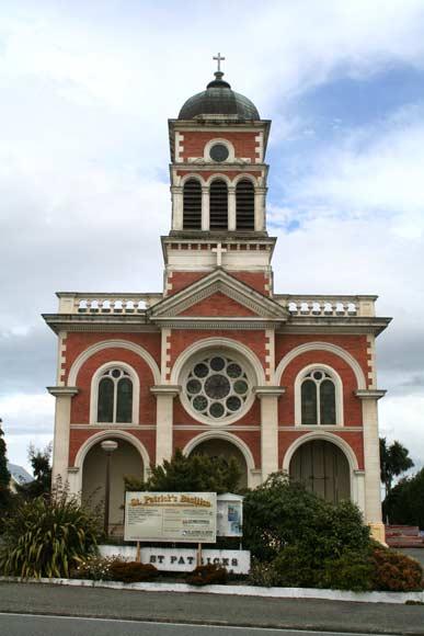 Waimate Basilica