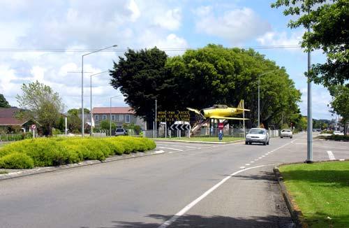 Main street, Pahīatua