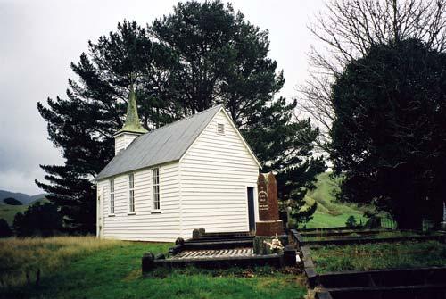 Mauriceville North church