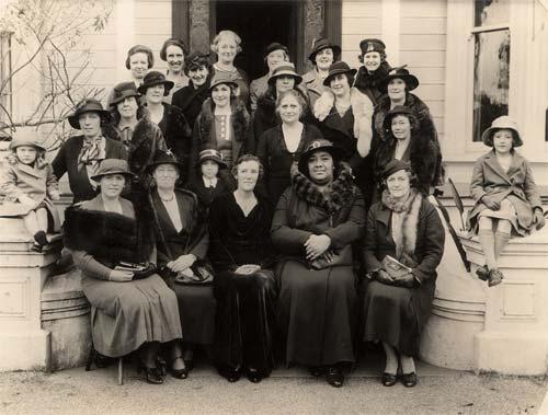 A reunion, 1935