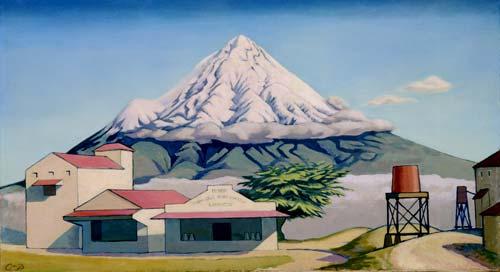 'Taranaki' by Christopher Perkins