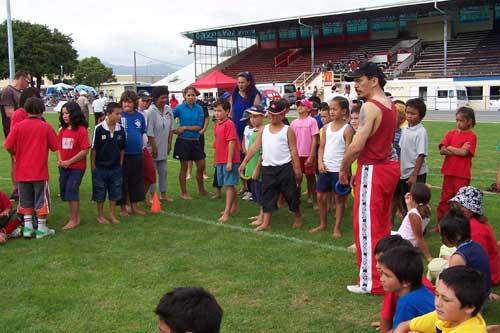 Muaūpoko Waitangi Day celebrations