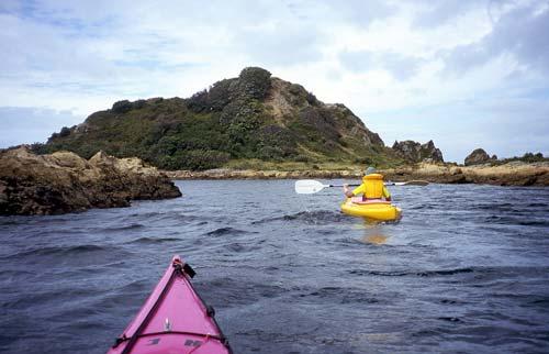 Marine reserve