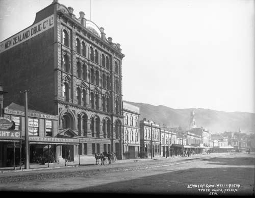 Rebuilding Wellington