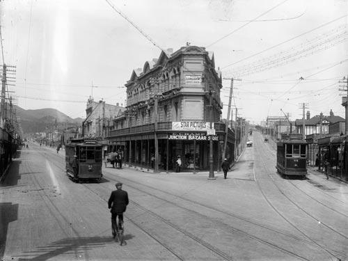 Newtown trams