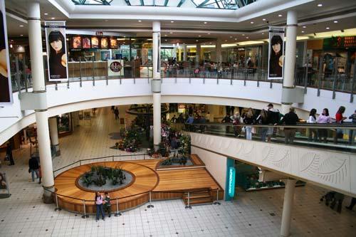 Porirua shopping centre
