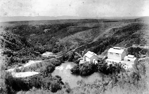 Ōkoroire sanatorium