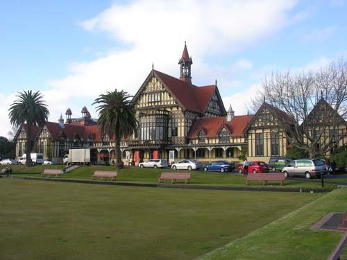 Rotorua Museum Te Whare Taonga o Te Arawa