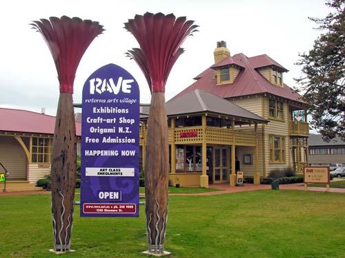 Rotorua Arts Village