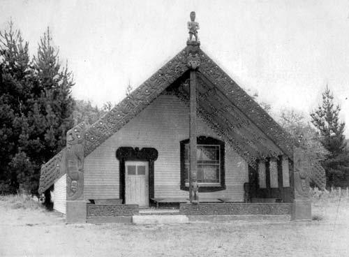 Te whare a Ngā Pūmanawa