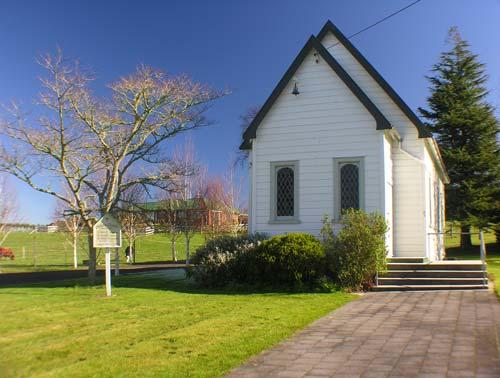 Christ's Church, Ngākuru