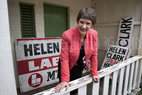 Helen Clark's campaigns