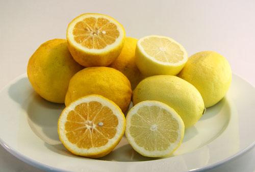 Meyer and Yen Ben lemons