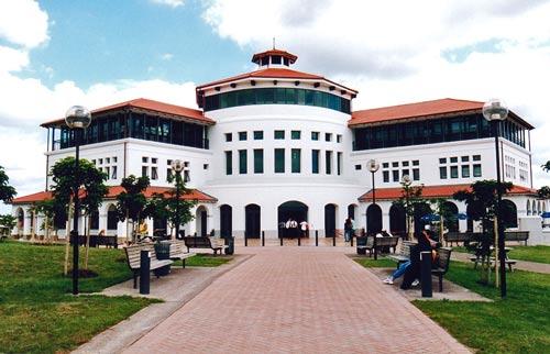 Albany campus
