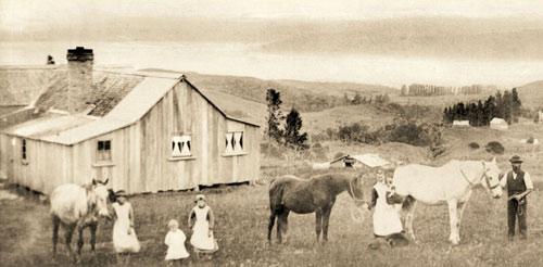 Albertland settlers