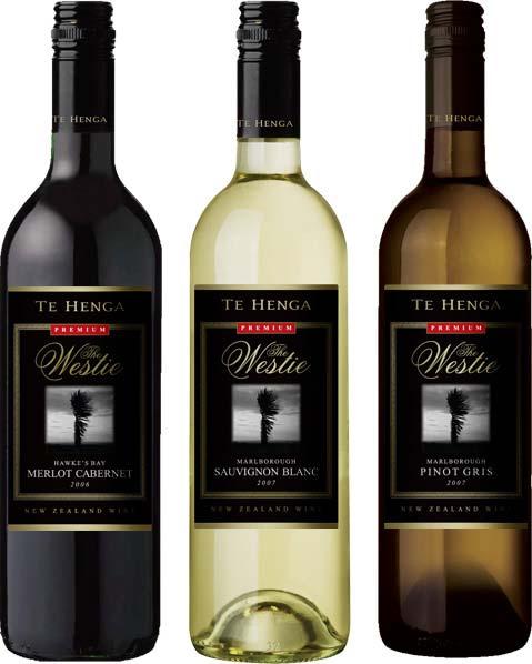 Westie wine